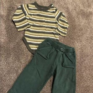 Baby Gap Children's Place boys 18-24 mos outfit